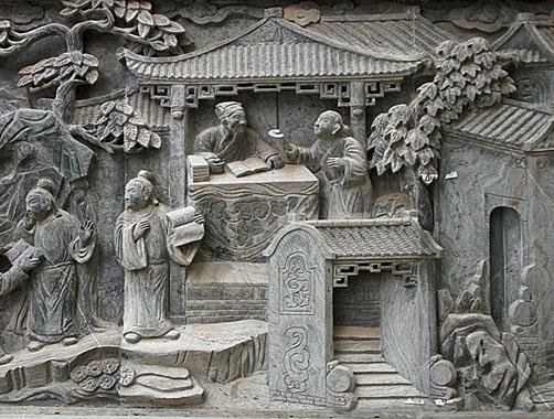 神话传说和合二仙,八仙过海,蟠桃宴会.